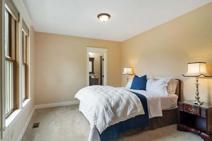 Real Estate Photography - 316 Dundee Avenue, Barrington, IL, 60010 - 2nd Bedroom