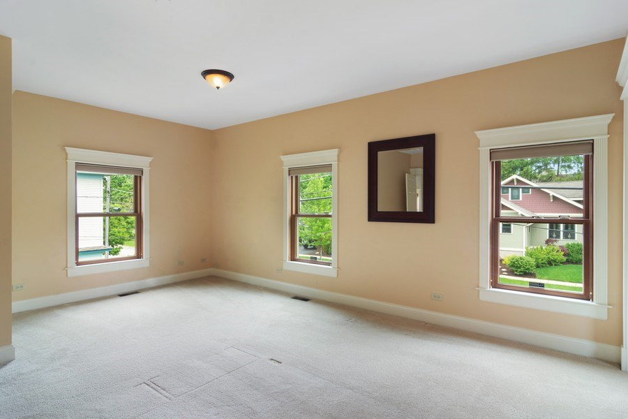 Real Estate Photography - 316 Dundee Avenue, Barrington, IL, 60010 - 3rd Bedroom