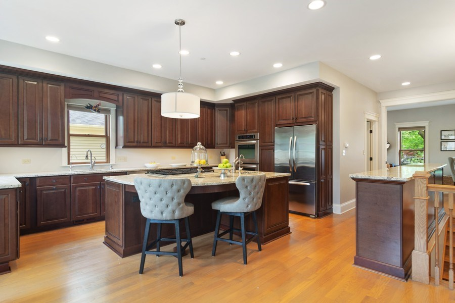 Real Estate Photography - 316 Dundee Avenue, Barrington, IL, 60010 - Kitchen