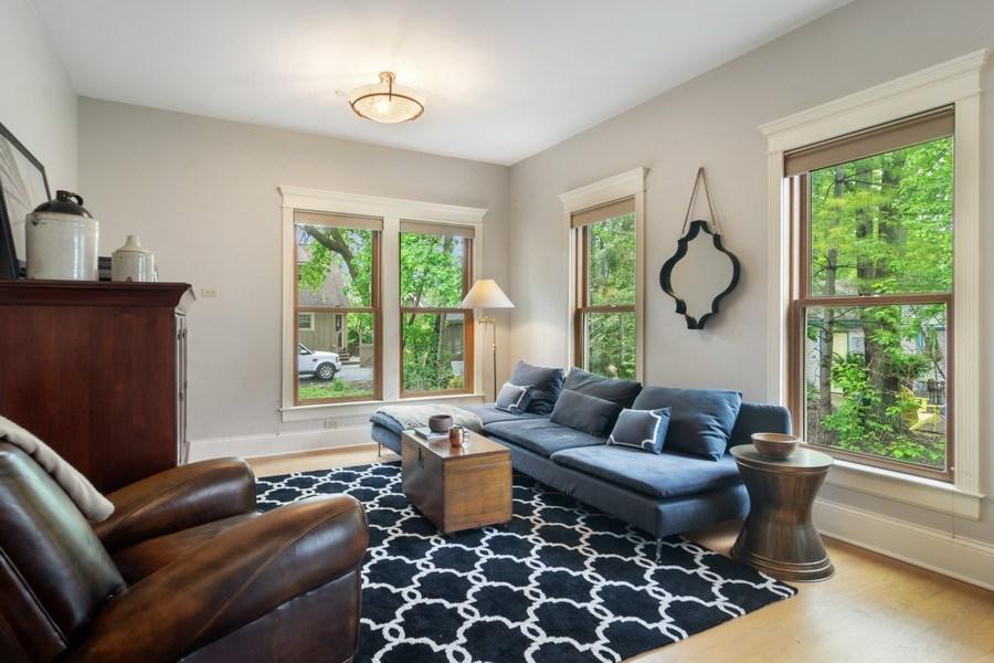 Real Estate Photography - 316 Dundee Avenue, Barrington, IL, 60010 - Den