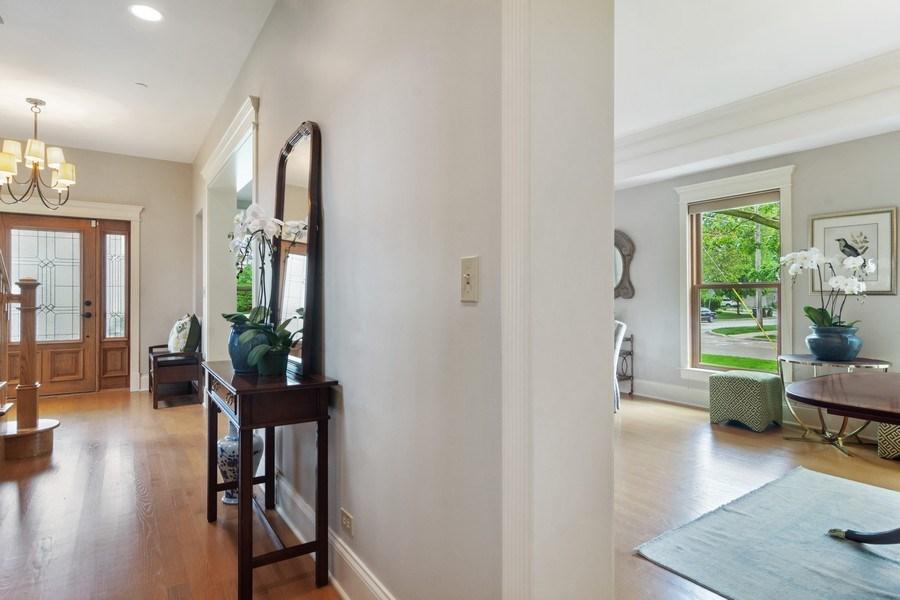 Real Estate Photography - 316 Dundee Avenue, Barrington, IL, 60010 - Hallway