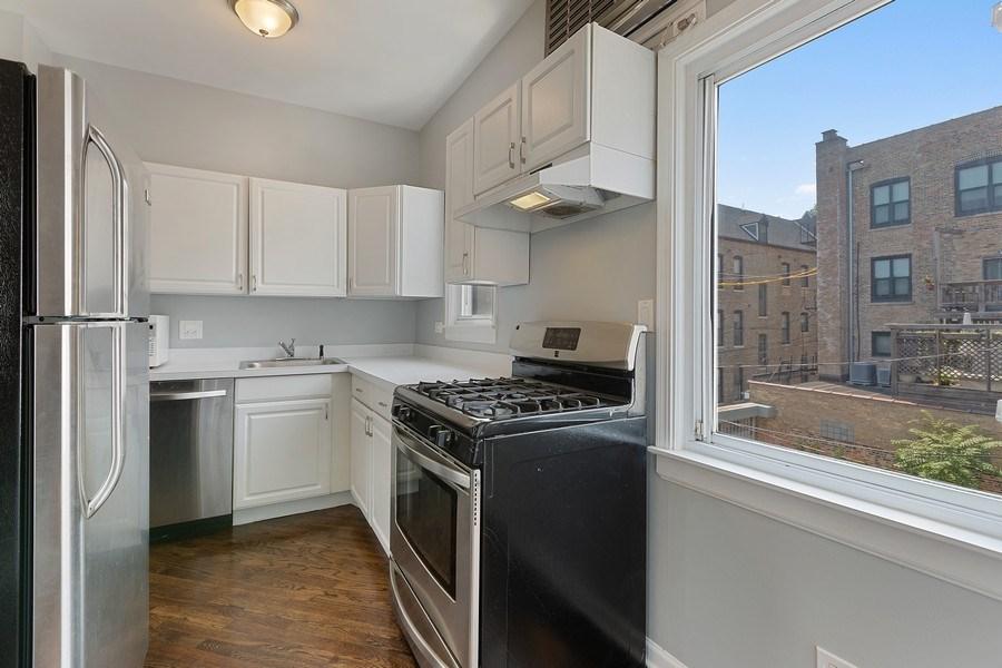 Real Estate Photography - 1913 W Armitage, Unit 2RW, Chicago, IL, 60622 - Kitchen