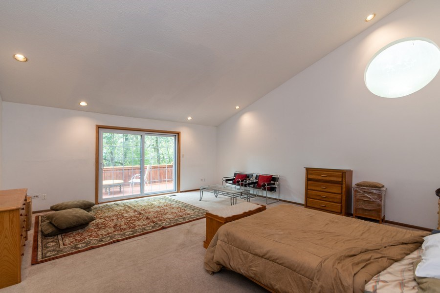 Real Estate Photography - 42 Danube Way, Olympia Fields, IL, 60461 - Master Bedroom