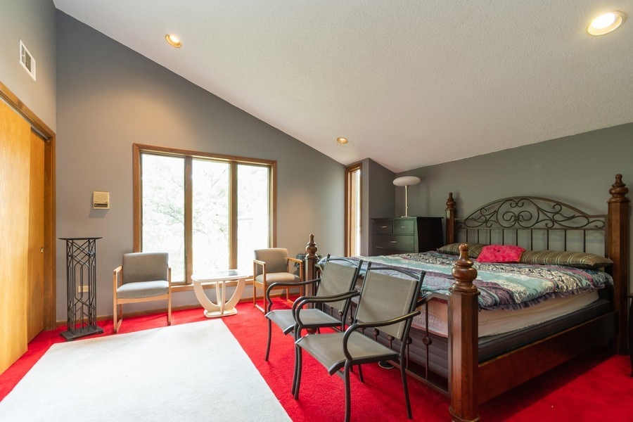 Real Estate Photography - 42 Danube Way, Olympia Fields, IL, 60461 - 2nd Bedroom