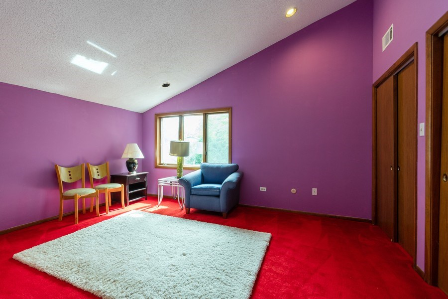 Real Estate Photography - 42 Danube Way, Olympia Fields, IL, 60461 - 3rd Bedroom