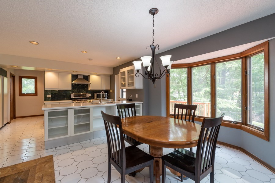 Real Estate Photography - 42 Danube Way, Olympia Fields, IL, 60461 - Kitchen / Breakfast Room