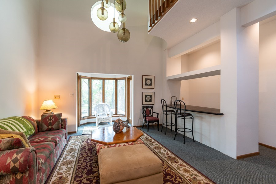 Real Estate Photography - 42 Danube Way, Olympia Fields, IL, 60461 - Family Room
