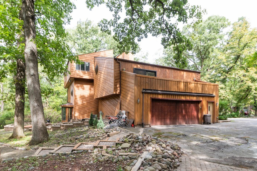 Real Estate Photography - 42 Danube Way, Olympia Fields, IL, 60461 - Garage