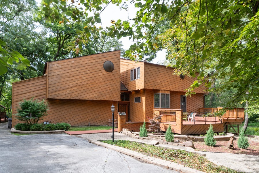 Real Estate Photography - 42 Danube Way, Olympia Fields, IL, 60461 - Front View