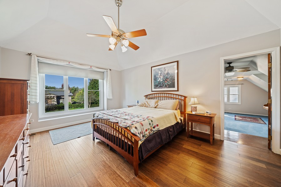 Real Estate Photography - 15845 115th Ct, Orland Park, IL, 60467 - Master Bedroom