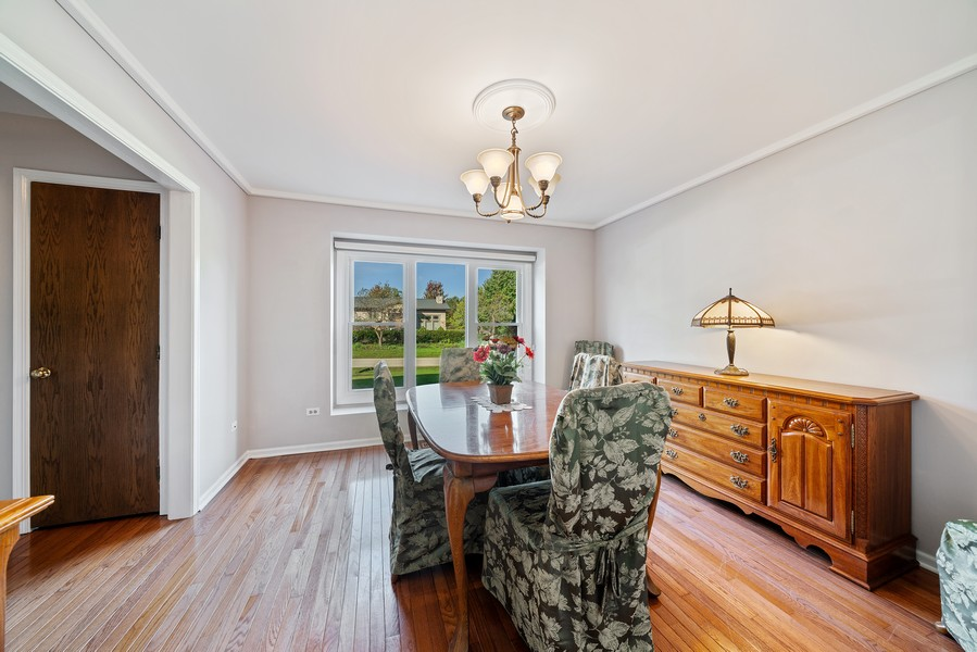 Real Estate Photography - 15845 115th Ct, Orland Park, IL, 60467 - Dining Room