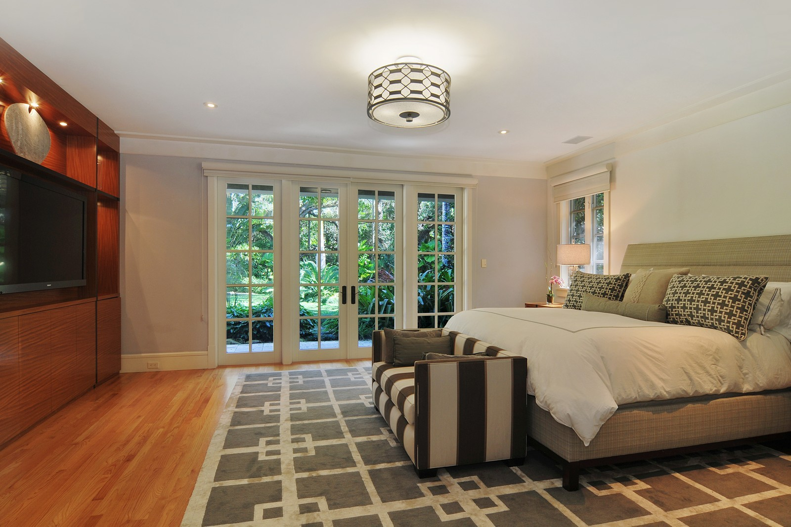 Real Estate Photography - 10225 Coral Creek Rd, Coral Gables, FL, 33156 - Master Bedroom