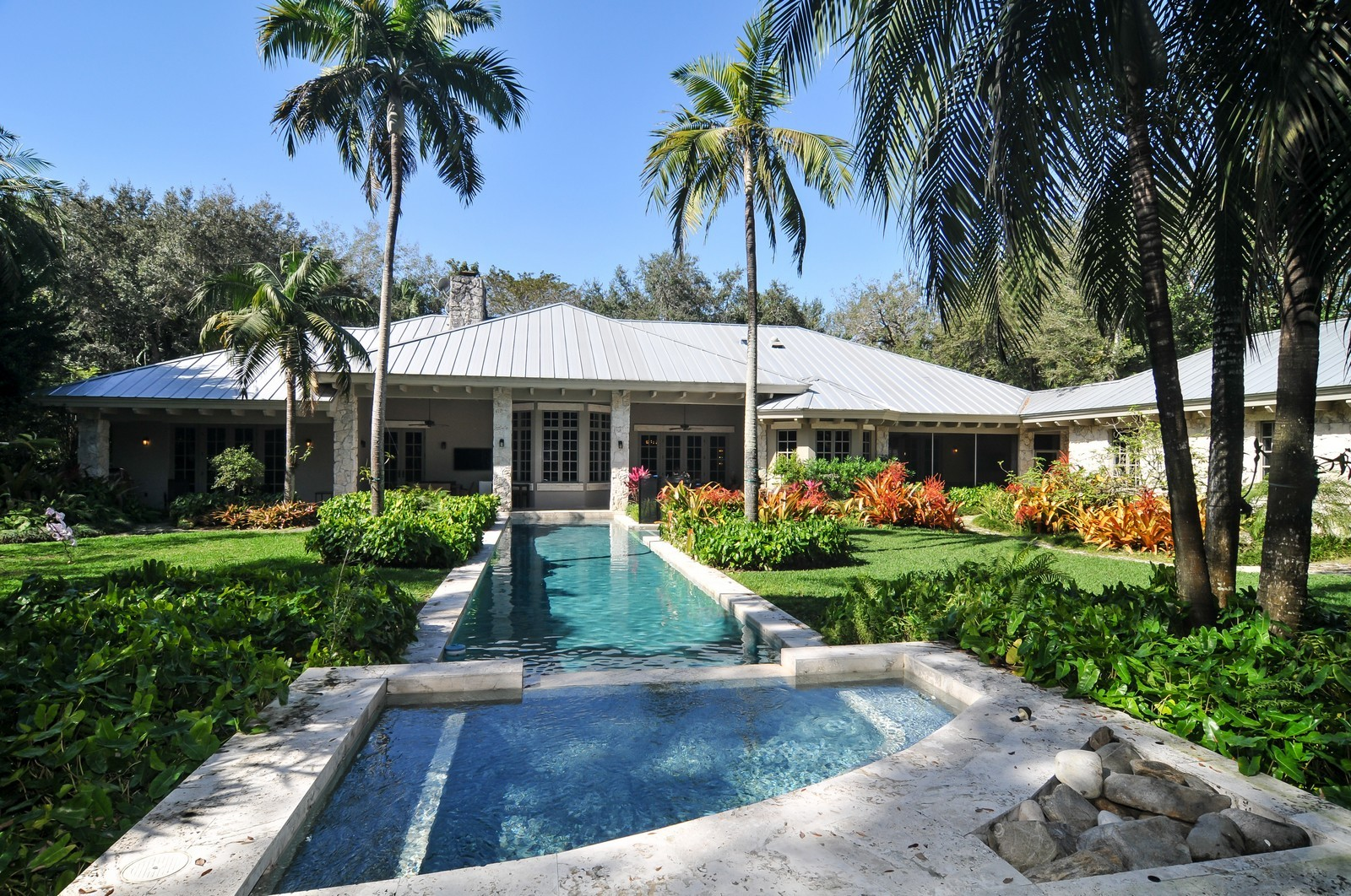 Real Estate Photography - 10225 Coral Creek Rd, Coral Gables, FL, 33156 - Back Yard