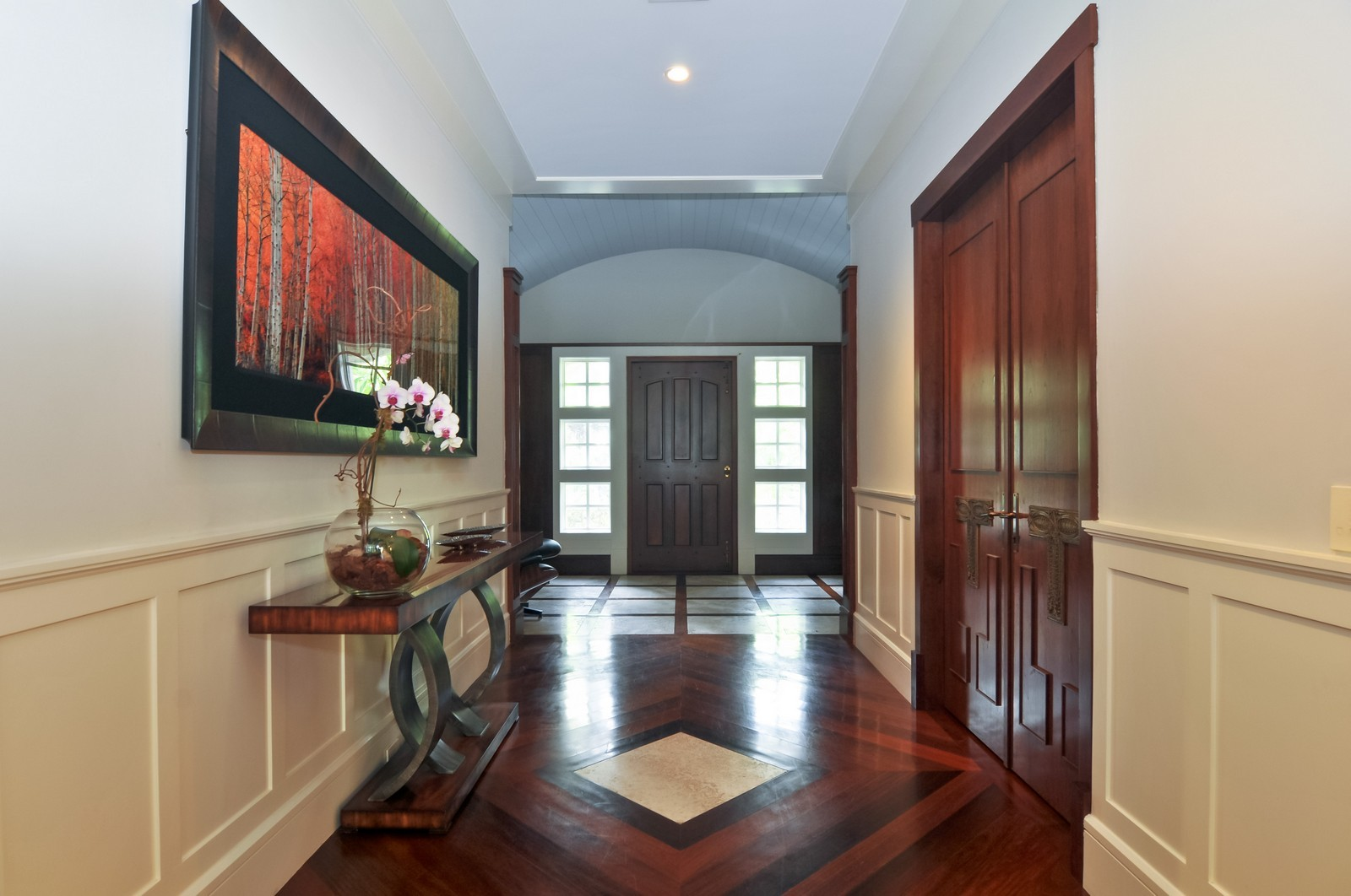 Real Estate Photography - 10225 Coral Creek Rd, Coral Gables, FL, 33156 - Foyer