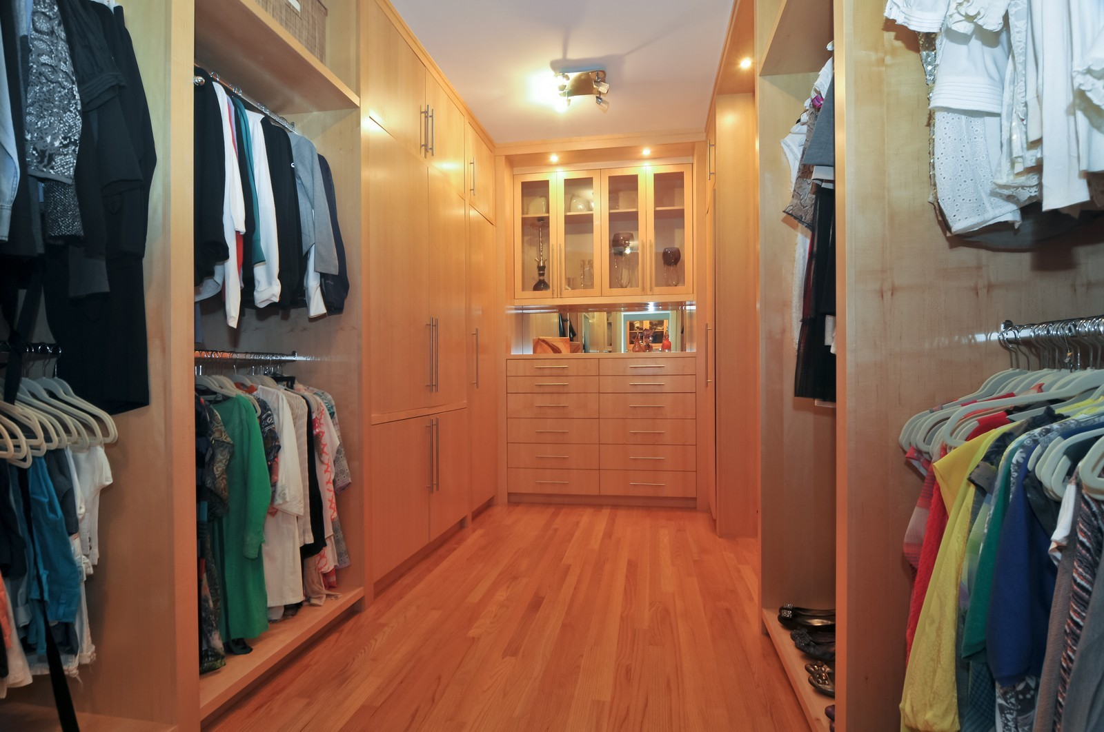 Real Estate Photography - 10225 Coral Creek Rd, Coral Gables, FL, 33156 - Master Bedroom Closet