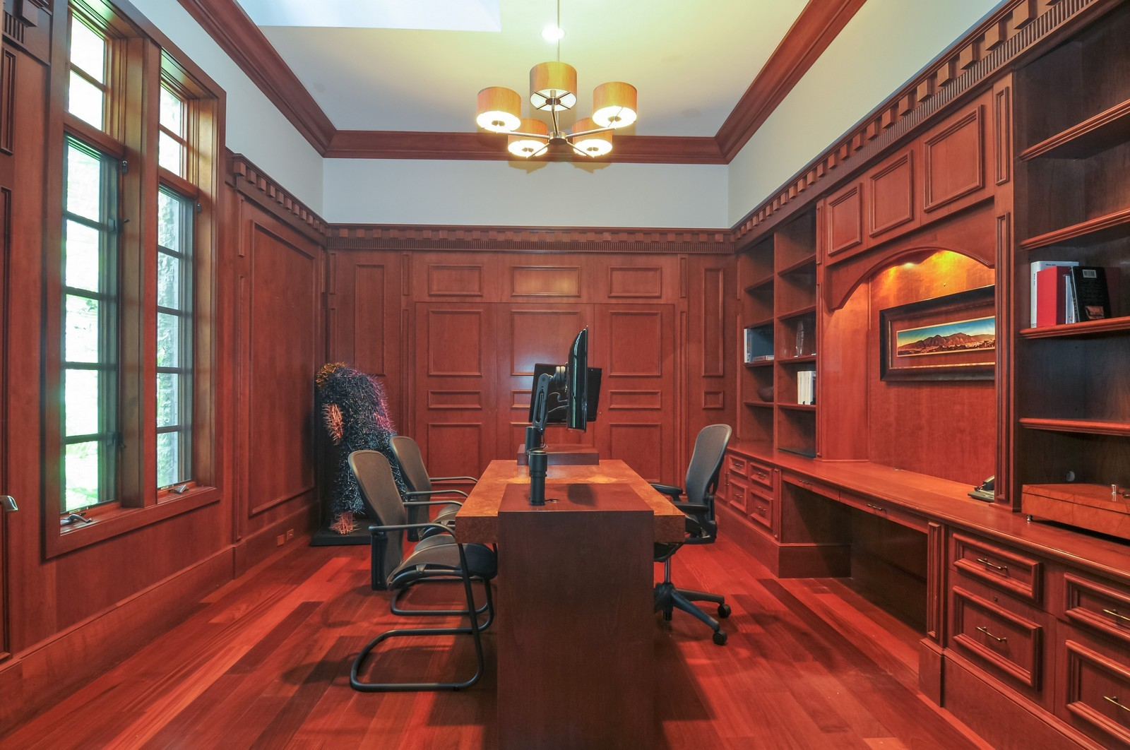 Real Estate Photography - 10225 Coral Creek Rd, Coral Gables, FL, 33156 - Office