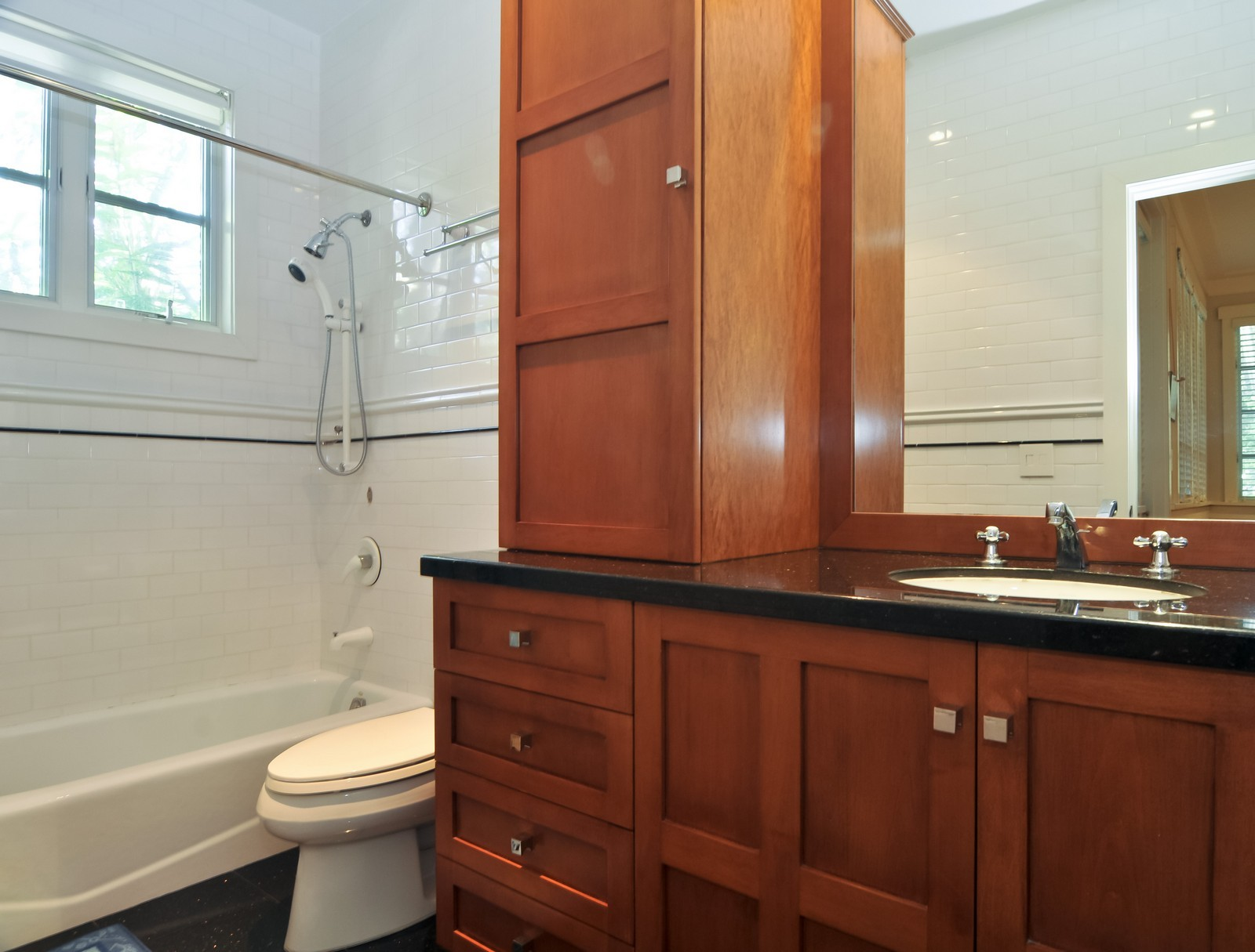 Real Estate Photography - 10225 Coral Creek Rd, Coral Gables, FL, 33156 - 2nd Bathroom