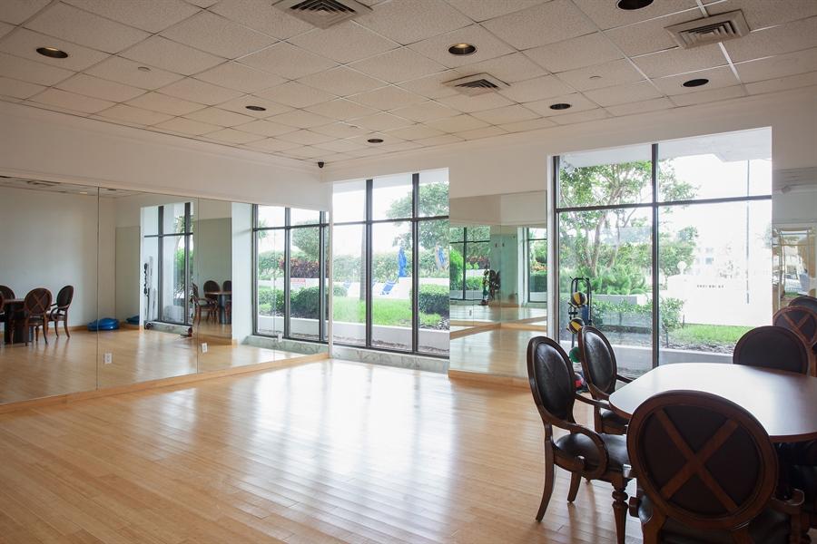 Real Estate Photography - 5700 Collins Ave, 15M, Miami Beach, FL, 33140 - Media Room