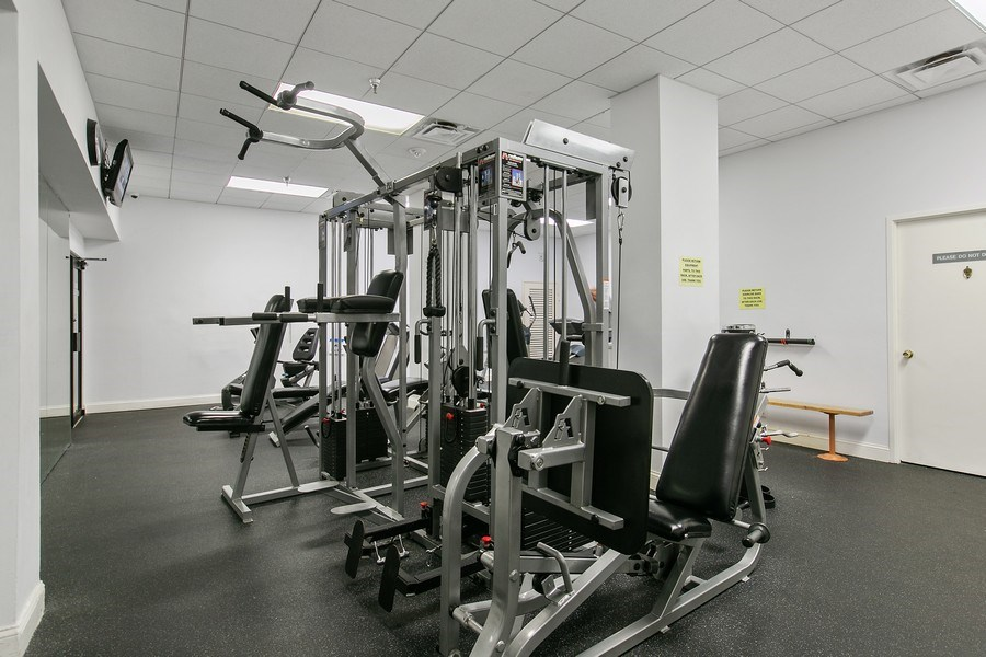 Real Estate Photography - 290 174th Street, 602, Sunny Isles Beach, FL, 33160 - Gym