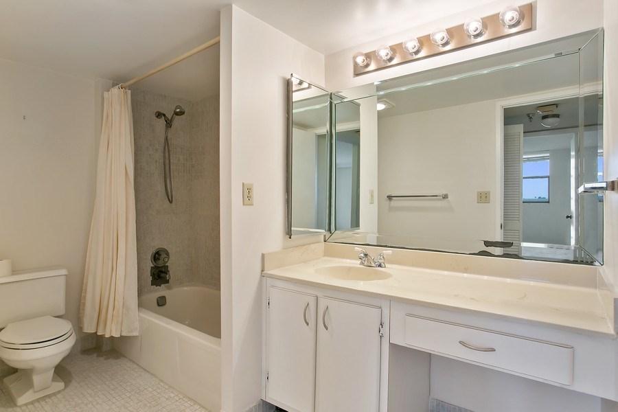 Real Estate Photography - 290 174th Street, 602, Sunny Isles Beach, FL, 33160 - Bathroom