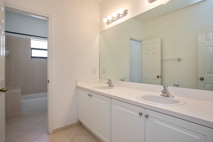 Real Estate Photography - 11441 SW 242 Lane, Homestead, FL, 33032 - 3rd Bathroom