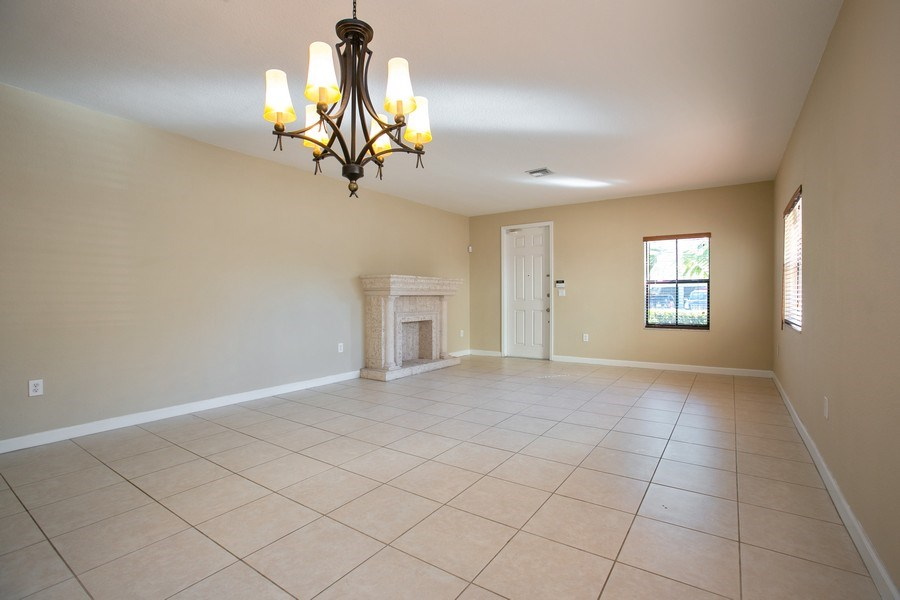 Real Estate Photography - 11441 SW 242 Lane, Homestead, FL, 33032 - Living Room