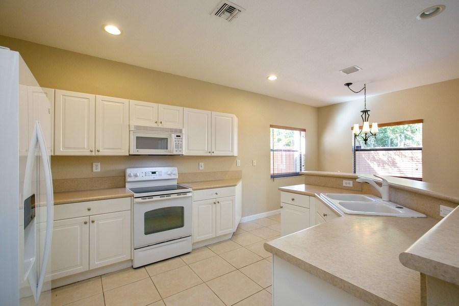 Real Estate Photography - 11441 SW 242 Lane, Homestead, FL, 33032 - Kitchen