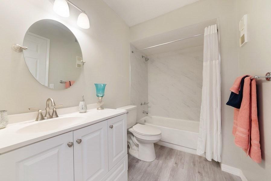 Real Estate Photography - 18771 Stewart Cir, Unit 6, Boca Raton, FL, 33496 - Bathroom