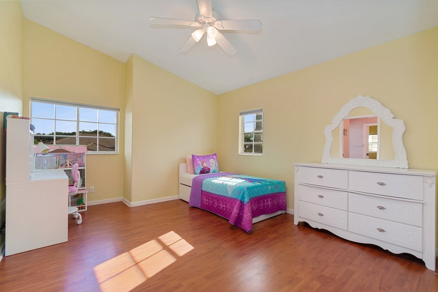 Real Estate Photography - 20211 NW 9TH DRIVE, PEMBROKE PINES, FL, 33029 - 2nd Bedroom