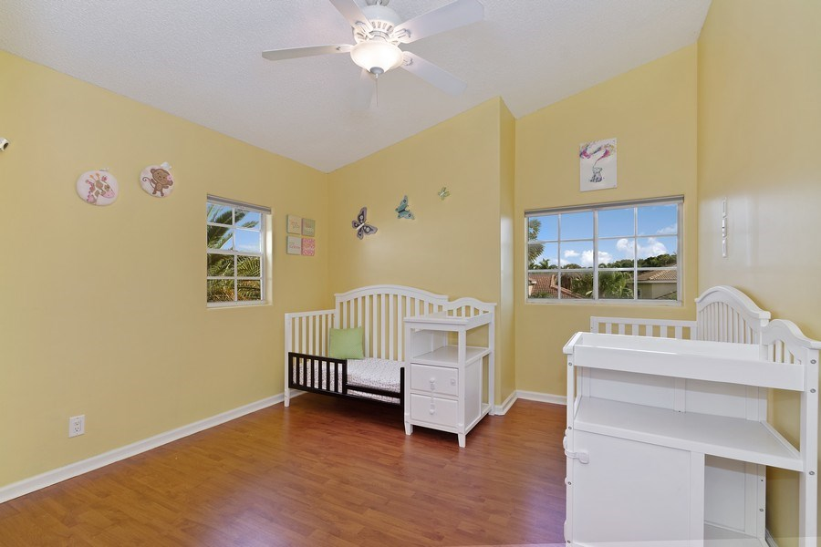 Real Estate Photography - 20211 NW 9TH DRIVE, PEMBROKE PINES, FL, 33029 - 3rd Bedroom