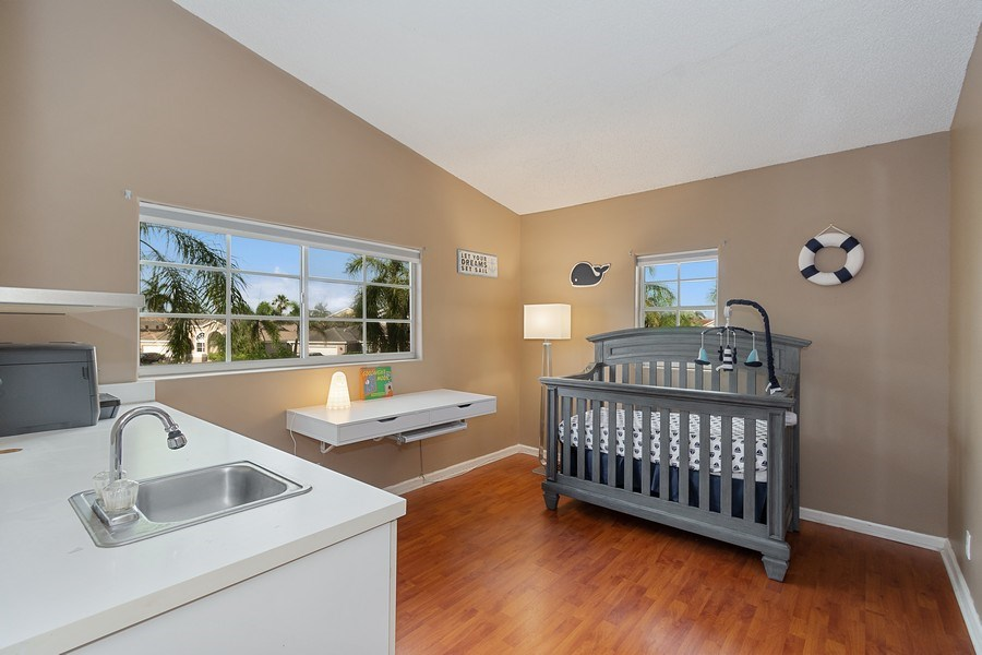 Real Estate Photography - 20211 NW 9TH DRIVE, PEMBROKE PINES, FL, 33029 - Master Bedroom