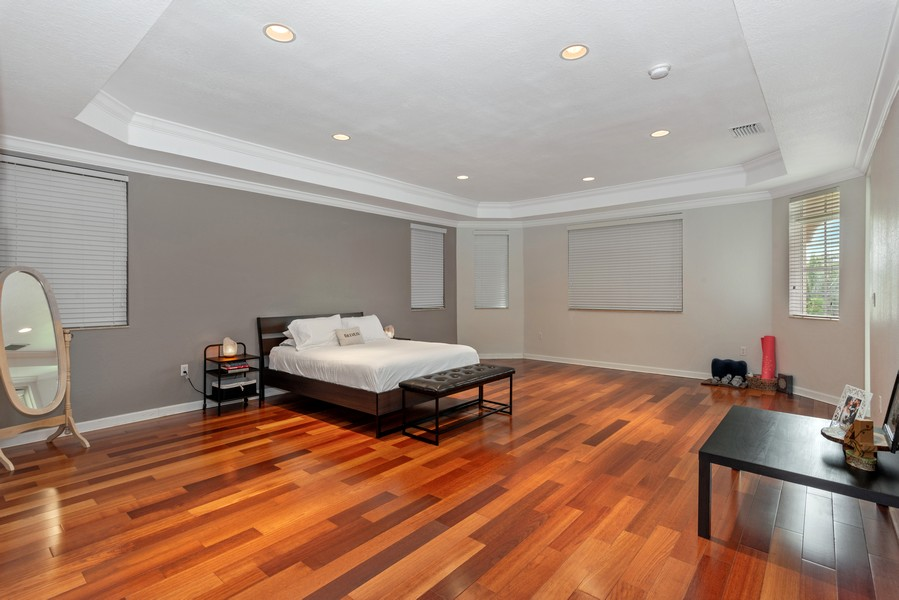 Real Estate Photography - 13126 SW 196th St, Miami, FL, 33177 - Master Bedroom