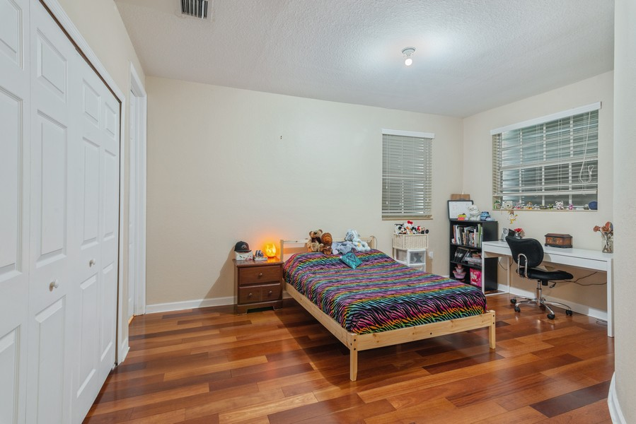 Real Estate Photography - 13126 SW 196th St, Miami, FL, 33177 - 2nd Bedroom