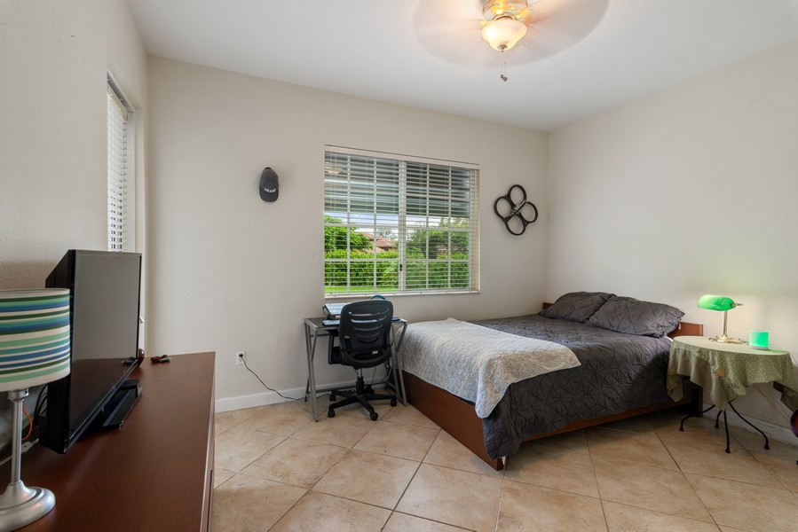 Real Estate Photography - 13126 SW 196th St, Miami, FL, 33177 - 5th Bedroom