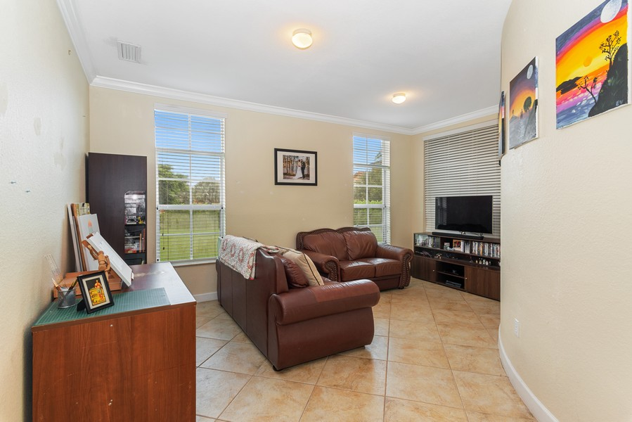 Real Estate Photography - 13126 SW 196th St, Miami, FL, 33177 - Family Room