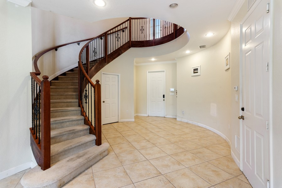 Real Estate Photography - 13126 SW 196th St, Miami, FL, 33177 - Foyer