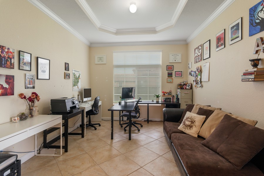 Real Estate Photography - 13126 SW 196th St, Miami, FL, 33177 - Office