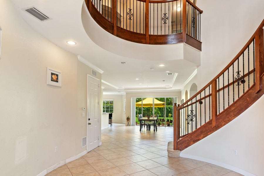 Real Estate Photography - 13126 SW 196th St, Miami, FL, 33177 - Entryway