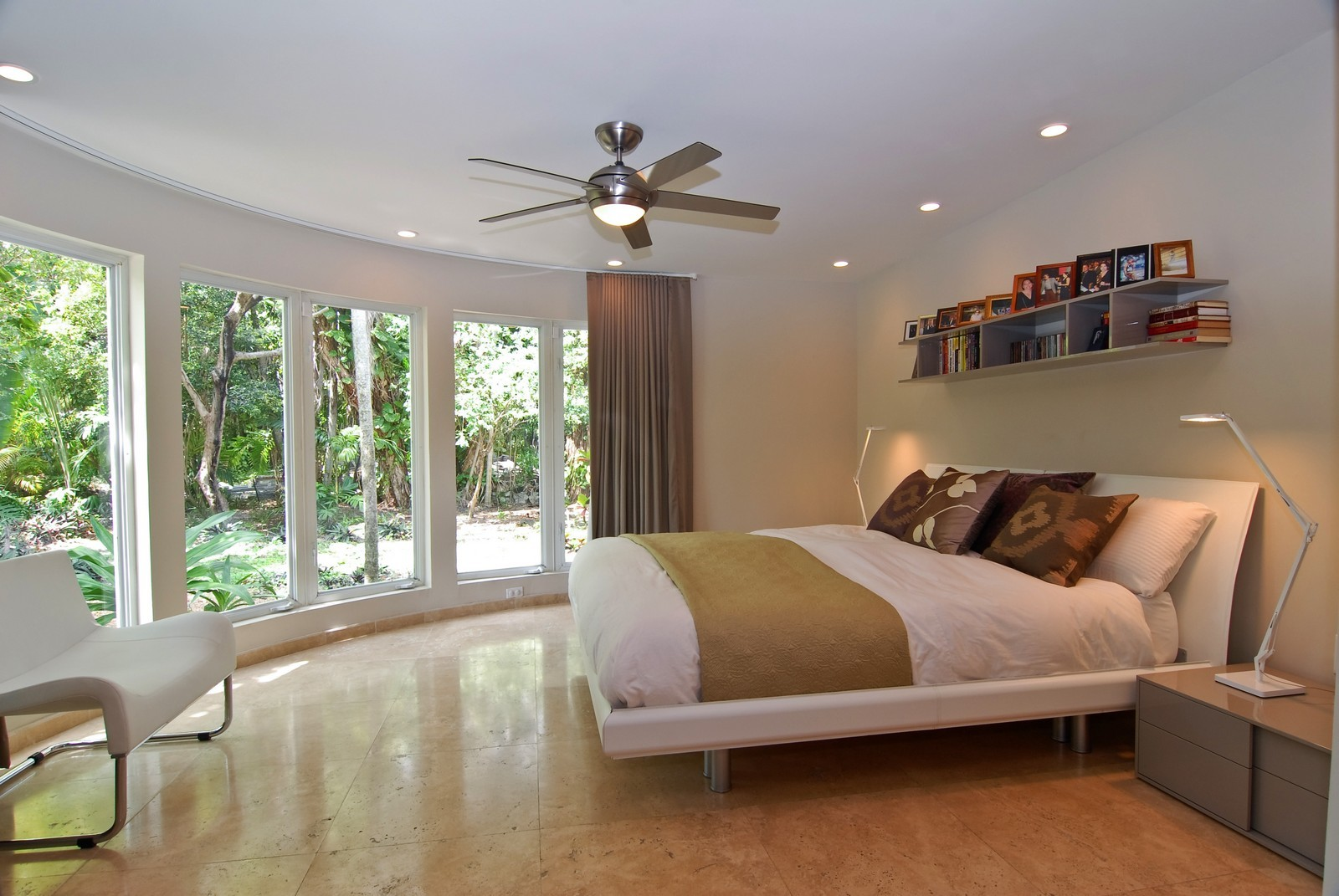 Real Estate Photography - 106 W 4th CT, Miami Beach, FL, 33139 - Master Bedroom
