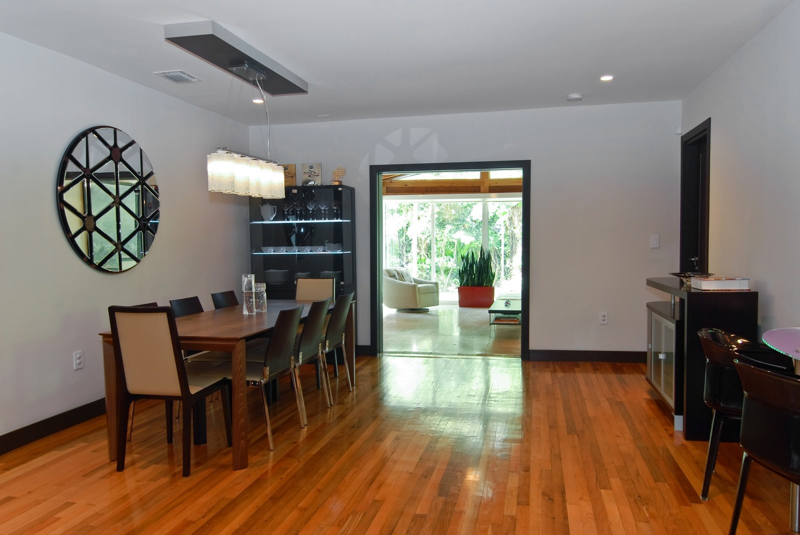 Real Estate Photography - 106 W 4th CT, Miami Beach, FL, 33139 - Family Room / Dining Room