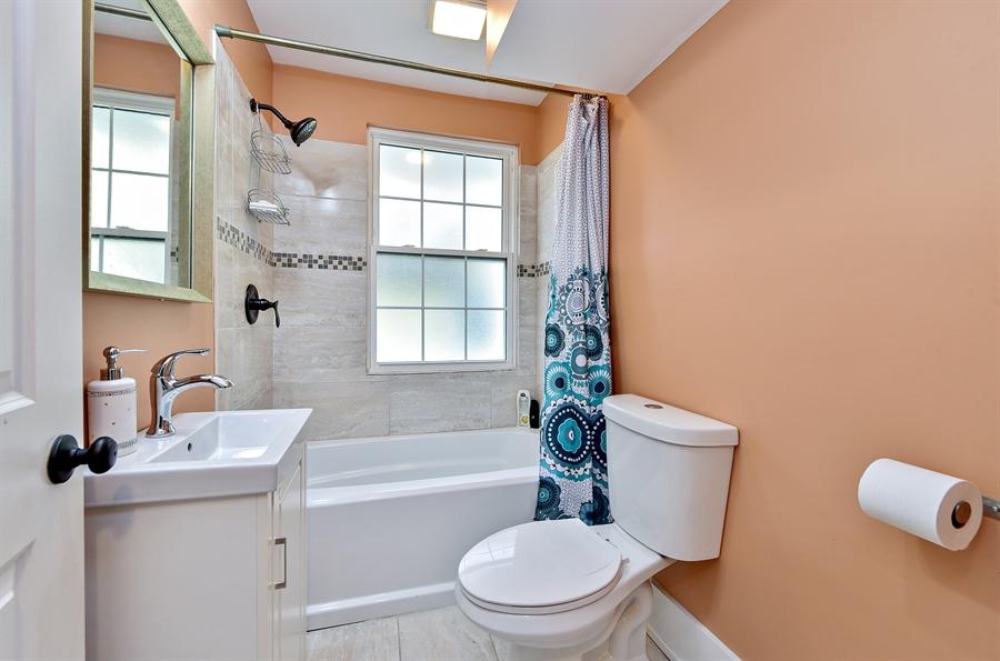 Real Estate Photography - 114 N Latrobe Ave, Chicago, IL, 60644 - Bathroom