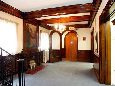 Real Estate Photography - 4506 N Sheridan Rd, Chicago, IL, 60640 - Entryway