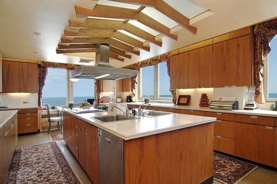 Real Estate Photography - 179 E Lake Shore Dr, Unit 29, Chicago, IL, 60611 - Kitchen