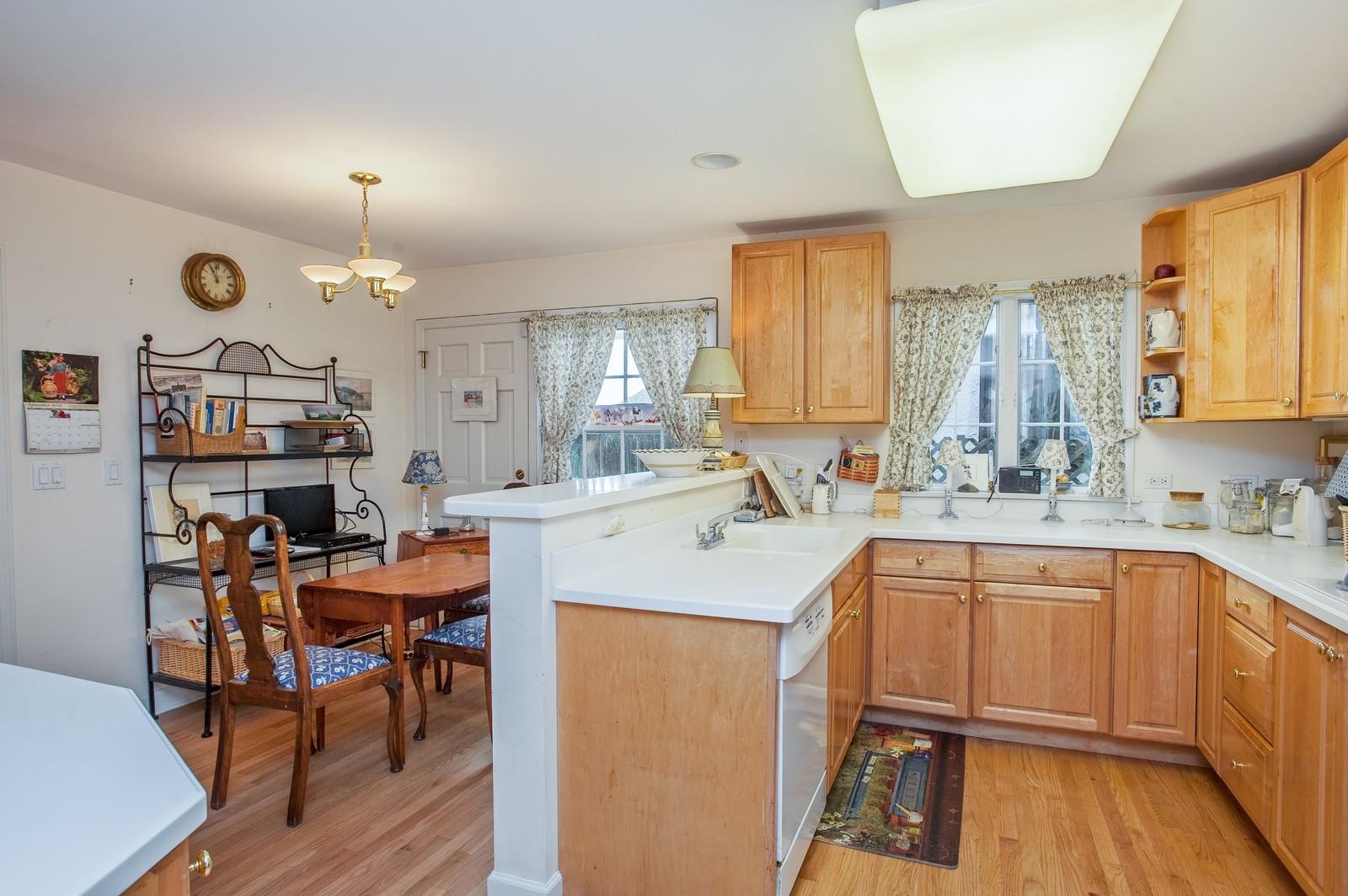 Real Estate Photography - 784 Lincoln Avenue, Winnetka, IL, 60093 - Kitchen