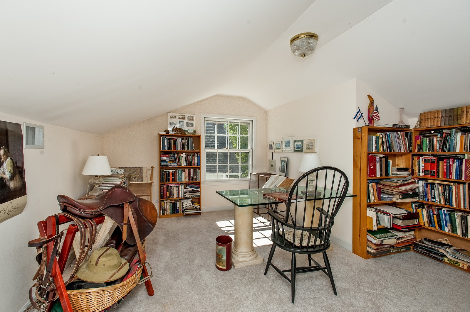 Real Estate Photography - 784 Lincoln Avenue, Winnetka, IL, 60093 - Office