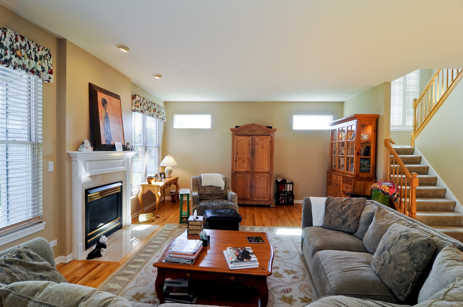 Real Estate Photography - 400 Kerry, Prospect Heights, IL, 60070 - Family Room