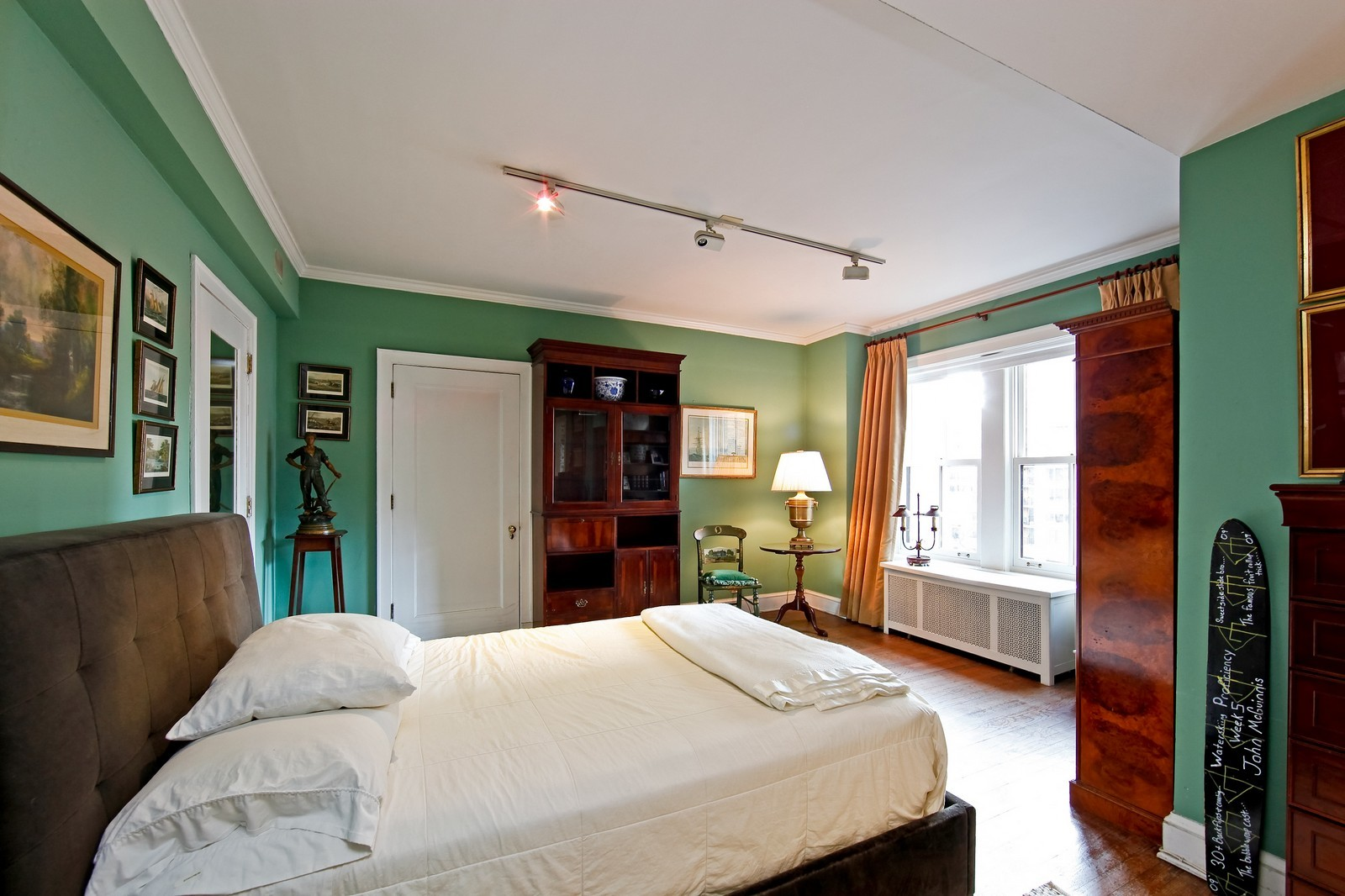 Real Estate Photography - 1209 N Astor, Unit 6S, Chicago, IL, 60610 - 3rd Bedroom