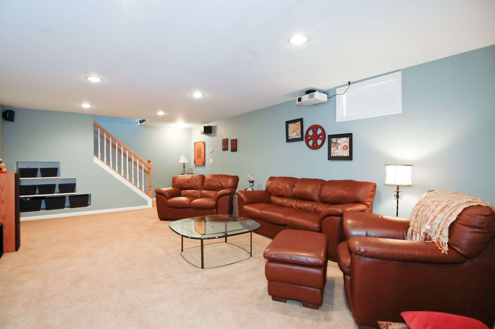 Real Estate Photography - 237 Vally Road, Cary, IL, 60013 - Lower Level