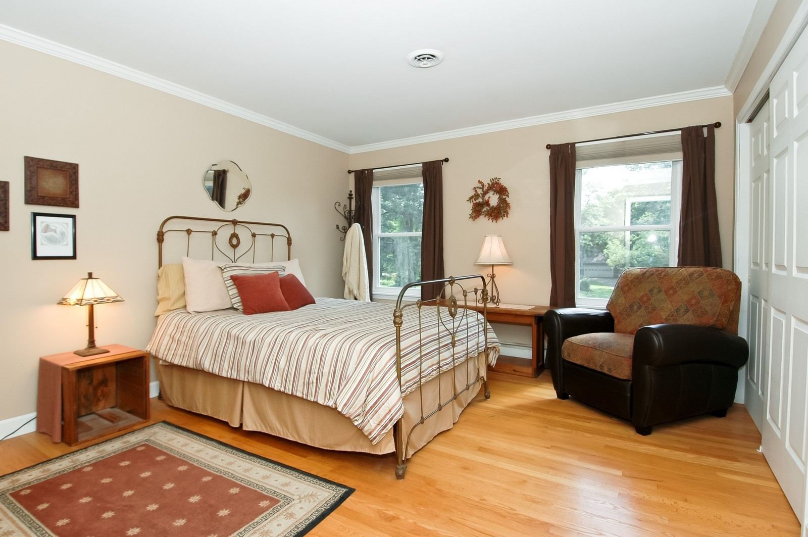 Real Estate Photography - 237 Vally Road, Cary, IL, 60013 - Bedroom
