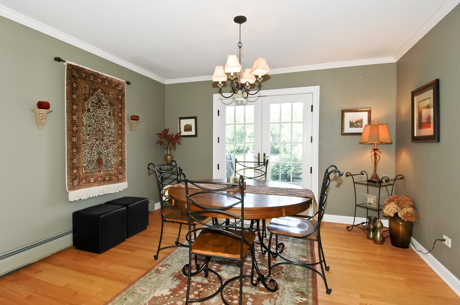 Real Estate Photography - 237 Vally Road, Cary, IL, 60013 - Dining Room